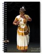 Mohiniyattam Spiral Notebook