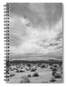 Mojave National Preserve Spiral Notebook