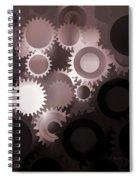 Mojo Synchronicity Spiral Notebook