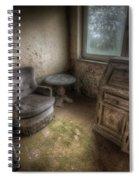Mold Corner Spiral Notebook