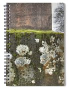 Moldy Above And Below Spiral Notebook