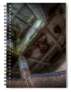 Moldy Roof Spiral Notebook