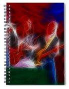 Molly Hatchet-gb23a-fractal Spiral Notebook