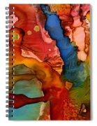 Molten Love Spiral Notebook