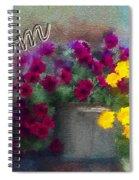 Mom Day 2014 Spiral Notebook