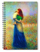 Mom I Love You 021 Spiral Notebook