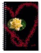 Mom Infinite Love  Spiral Notebook