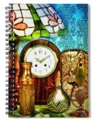 Moment In Time Spiral Notebook