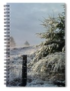 Moment Of Peace Spiral Notebook