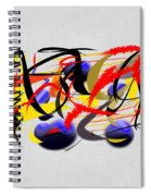 Moment Captured In Time Spiral Notebook