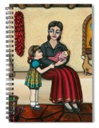Momma Do You Love Me? Spiral Notebook
