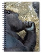 Mommy Are You Asleep Spiral Notebook