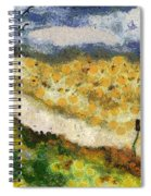 Momzie's Nature -t02-2v03f Spiral Notebook