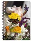 Monarch Vertical...   # Spiral Notebook