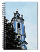 Monastic Church Spiral Notebook