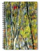 Monet Lives On Spiral Notebook
