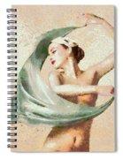 Monet Movement Spiral Notebook