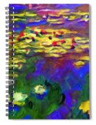 Monet Would Be Horrified Spiral Notebook
