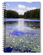 Monet's Prelude Spiral Notebook