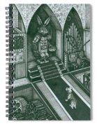 Money Bunny Spiral Notebook