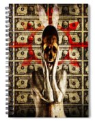 Money Spiral Notebook