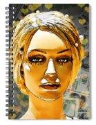 Money Love Spiral Notebook