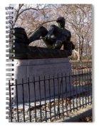Monitor Sailor Monument Spiral Notebook