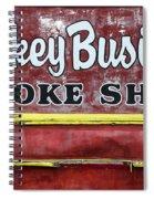 Monkey Business A Joke Shop Spiral Notebook