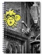 Monkey Spiral Notebook