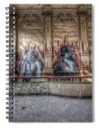 Monky  Business  Spiral Notebook