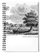 Monmouth Battlefield Spiral Notebook