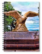 Monmouth County 9/11 Memorial Spiral Notebook