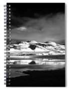 Mono Craters Spiral Notebook