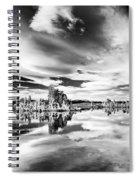 Mono Lake Spiral Notebook