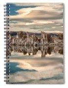 Mono Lake Reflections Spiral Notebook