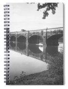Monocacy Aqueduct, 1892 Spiral Notebook