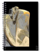 Monolith By Jammer Spiral Notebook