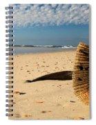 Monster Clam Spiral Notebook