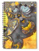 Monsters Vs Aliens Spiral Notebook