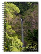 Montagne D'ambre National Park Madagascar 3 Spiral Notebook