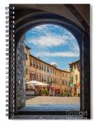 Montalcino Loggia Spiral Notebook