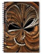 Montana Barn Orb Spiral Notebook