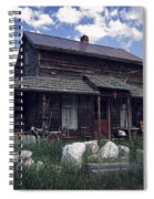 Montana Home 2 Spiral Notebook