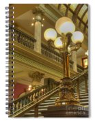 Montana State Capitol Spiral Notebook