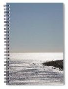 Montauk Beach And Bluff Spiral Notebook