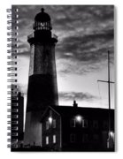 Montauk Point Spiral Notebook