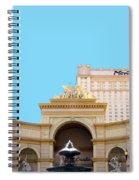 Monte Carlo Spiral Notebook