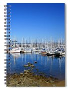 Monterey-7 Spiral Notebook
