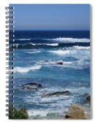 Monterey-9 Spiral Notebook