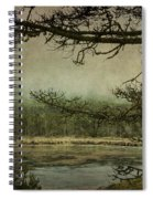Monterey Bay - The Other Side Spiral Notebook